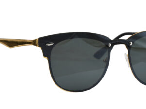 Black and Gold Sun Glasses