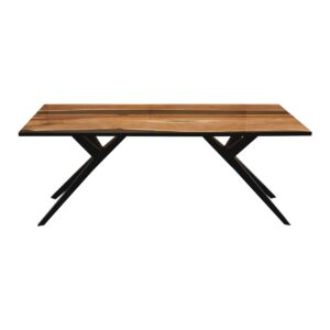 Aero Carbon Resin Dining Table 8-10 Seater