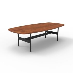 Scandi Coffee Table Honey (L)