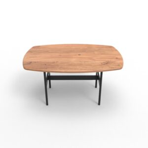 Scandi Coffee Table Natural Acacia (M)
