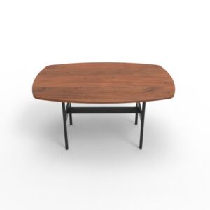 Scandi Coffee Table Honey (M)