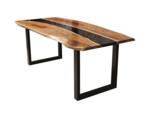 Carbon Resin Dining Table 8-10 Seater