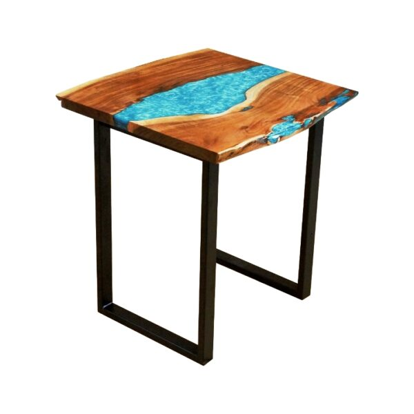 Coral Resin Dining Table 2 Seater3