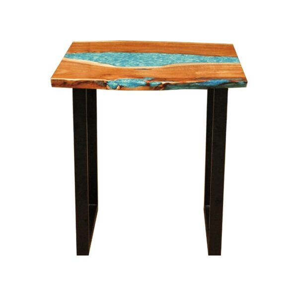 Coral Resin Dining Table 2 Seater5