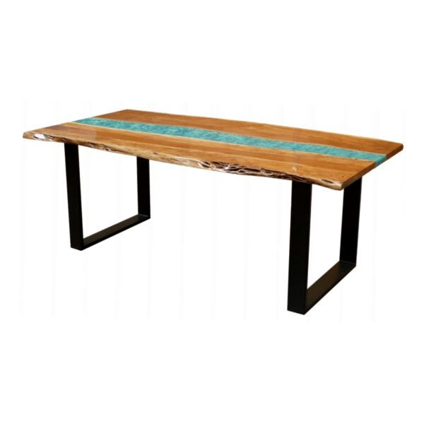 Coral Resin Dining Table 8 10 Seater3
