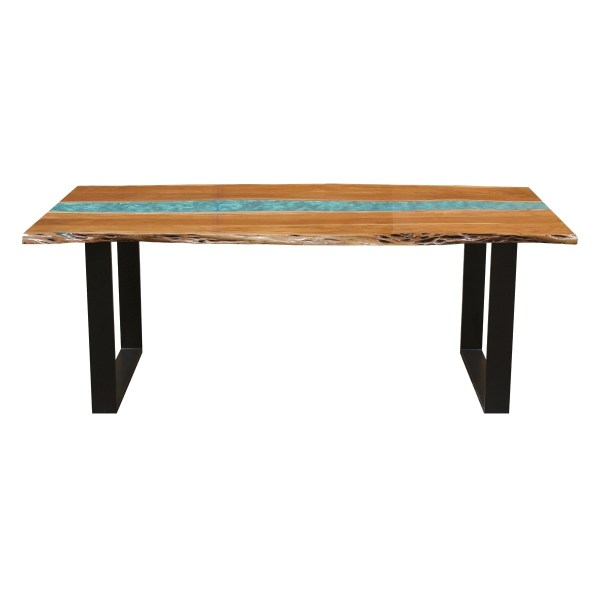 Coral Resin Dining Table 8 10 Seater4