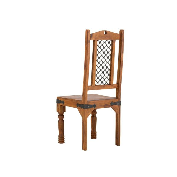 Takhat Jali Dining Chair Pair4