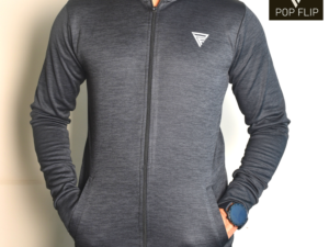 Training Jacket Dark Grey