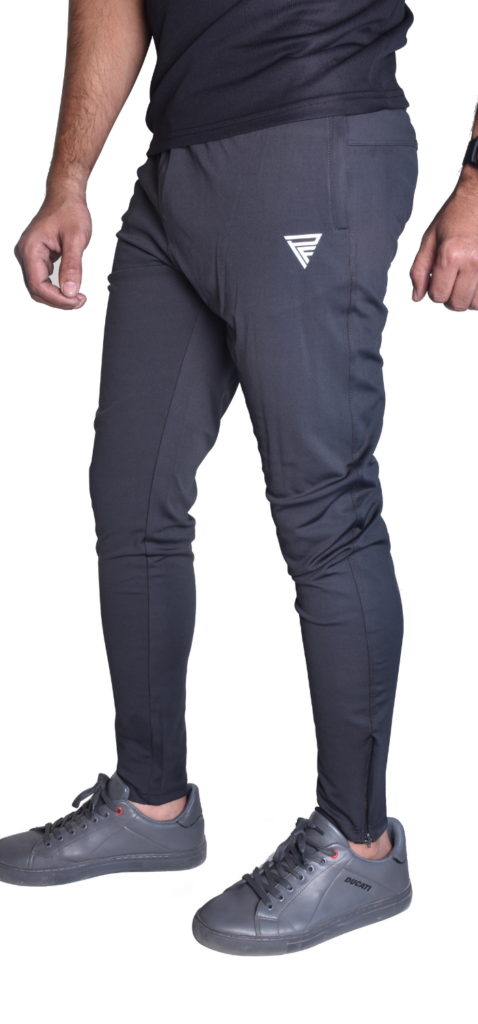 Training Track Pants Dark Grey